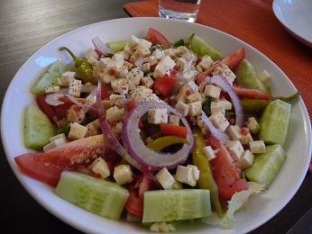 Salat Griechen-Style