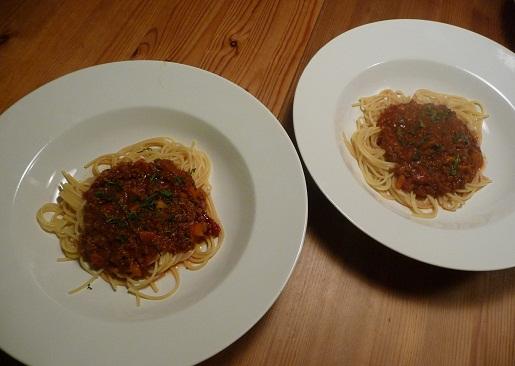linsen bolognese jamie oliver