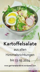 Blogevent - Kartoffelsalate aus allen Himmelsrichtungen