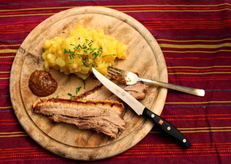 Kartoffelsalat German Abendbrot