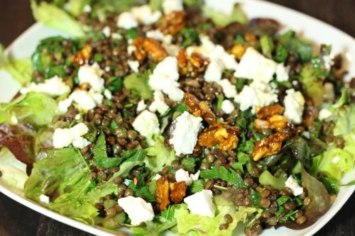Salat Ottolenghi Linsen