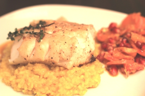 Skrei_Salat_GermanAbendbrot_Risotto