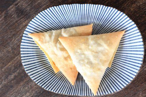 Samosa indisch Foodblog German Abendbrot