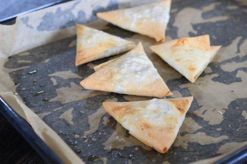 Samosas selbstgemacht wie beim Inder German Abendbrot Foodblog